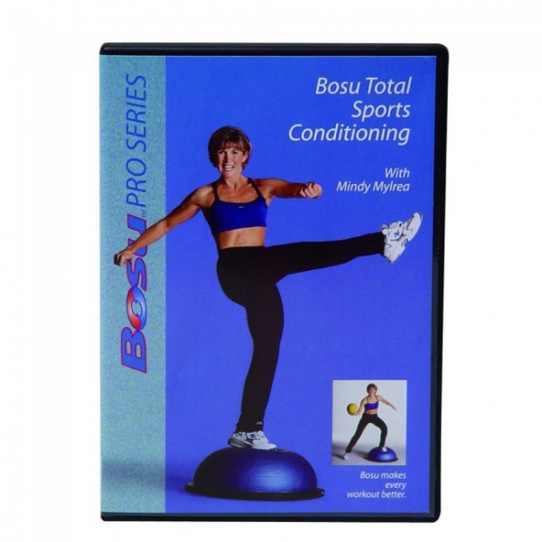 DVD BOSU® Total Sports Conditioning