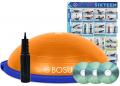 BOSU balance trainer Build your own - oranžová_modrá