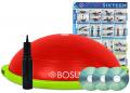BOSU® Build Your Own (Červená/Zelená)